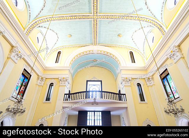 St. Lawrence Church Macau, Macao, China