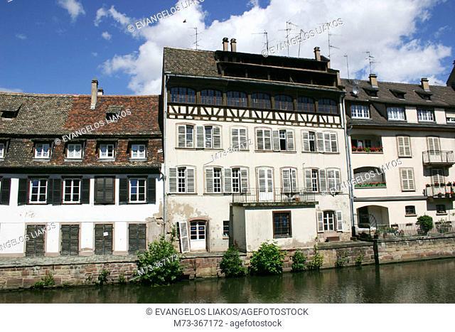 Strasbourg. Alsace. France