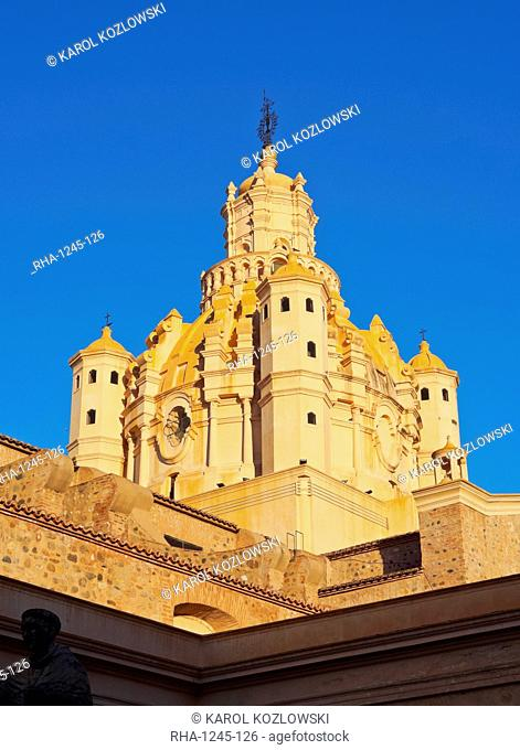 View of the Cathedral of Cordoba, Cordoba, Argentina, South America