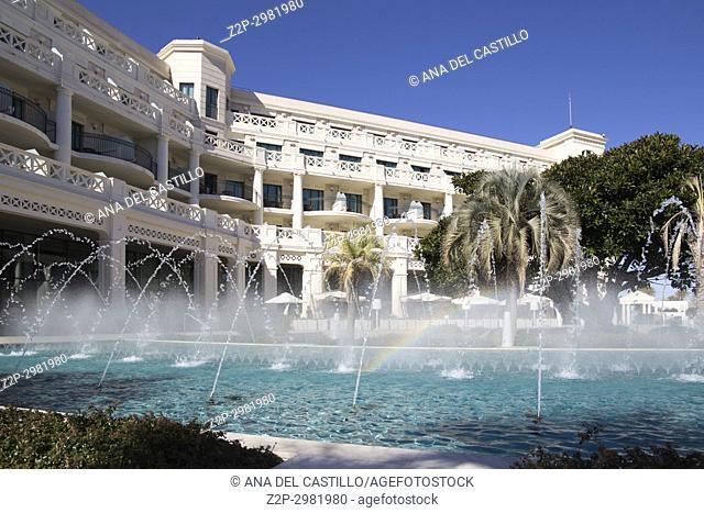Hotel Balneario Las Arenas in Valencia. Spain