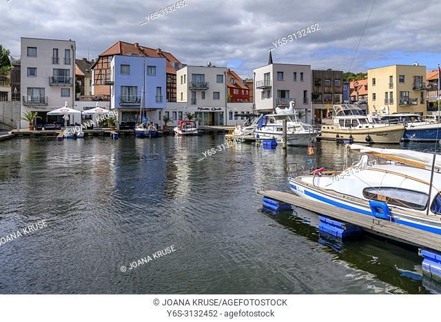 Malchow, Mecklenburg-Vorpommern, Germany, Europe