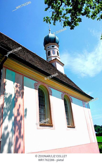 Chapel Saint George, Ähndl