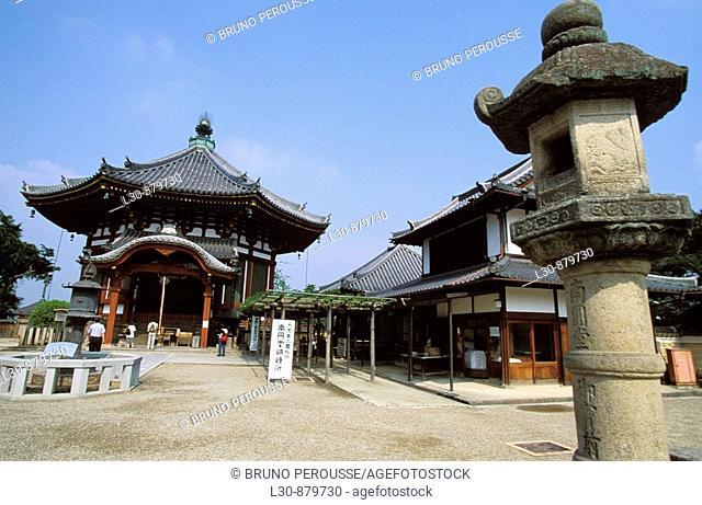 Nanendo (South Octagonal Hall), Nara, Japan
