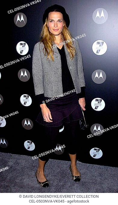 Molly Sims at arrivals for MOTO 7 Motorola TOYS FOR TOTS 7th Anniversary Benefit, The American Legion, Hollywood, CA, November 03, 2005