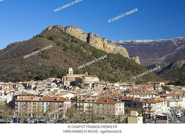 France, Alpes de Haute Provence, Digne les Bains