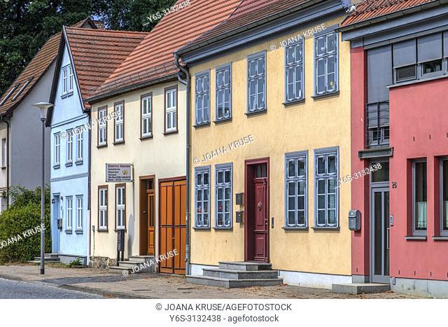 Neubrandenburg, old city, Mecklenburg-Vorpommern, Germany, Europe