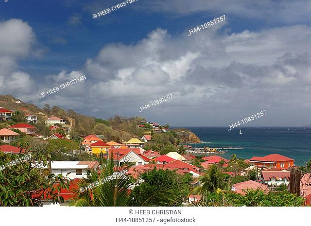 10851257, French West Indies, Terre De Haut, Guade
