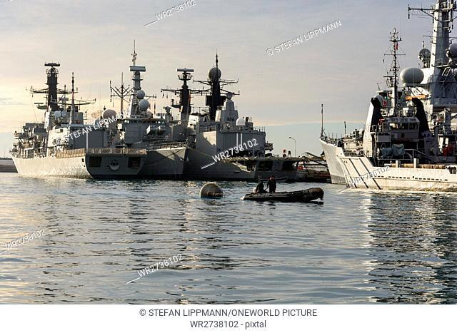 Chile, Región de Valparaíso, Valparaíso, harbor cruise in Valparaiso