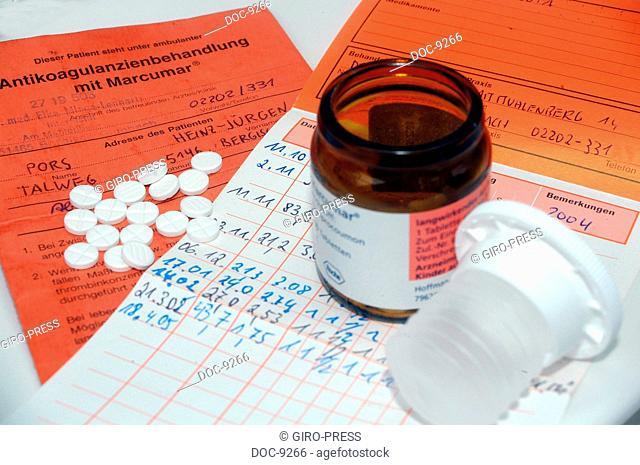 Tablets Marcumar