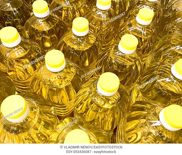Sunflower Oil Is The Non-Volatile Oil Pressed From The Seeds Of Sunflower (Helianthus annuus)