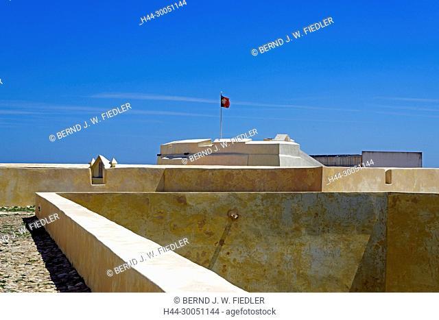 Fortaleza de Sagres, Sagres Portugal