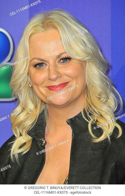 Amy Poehler at arrivals for NBC Upfront Presentation for Fall 2011, Hilton New York, New York, NY May 16, 2011. Photo By: Gregorio T