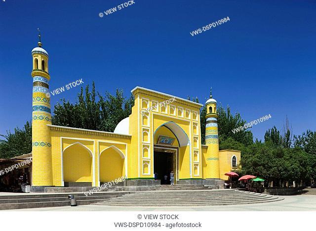 Kashi,Xinjiang province,China