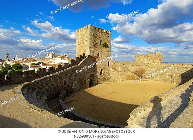 Monsaraz. Fortified Village. Alto Alentejo. Evora. Portugal