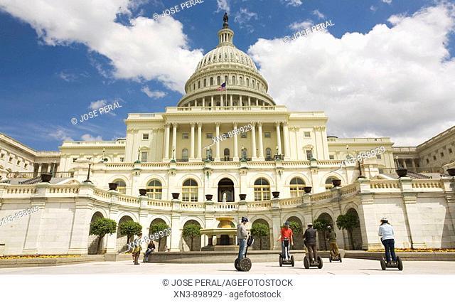 Capitol Building, Washington D.C., USA