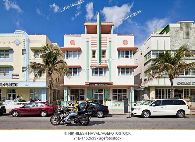 Mc Alpin, South Beach, Miami