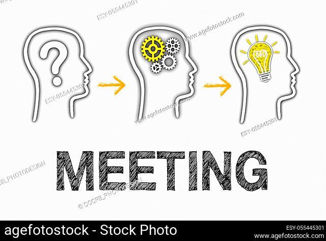 meeting, ideas, brainstorming