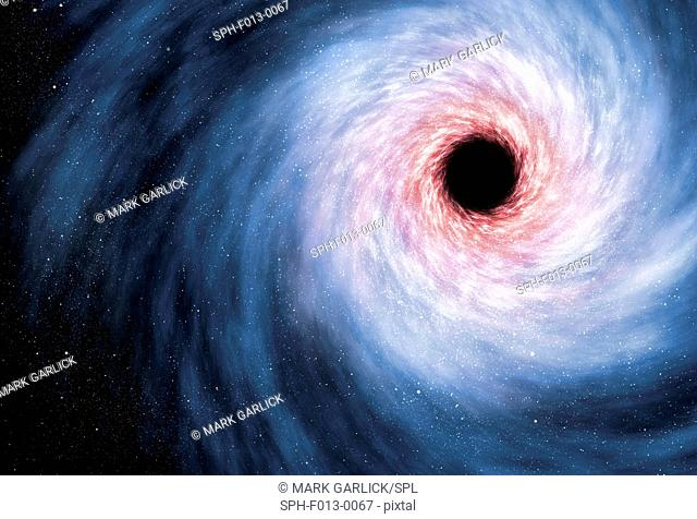 A black hole is an object so compact -- usually a collapsed star -- that nothing can escape its gravitational pull. Not even light