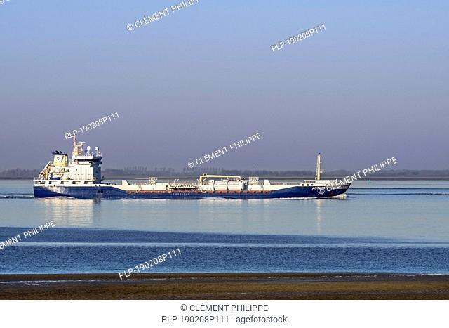 Oil tanker / chemical tanker Astina from Rederi AB Veritas Tankers