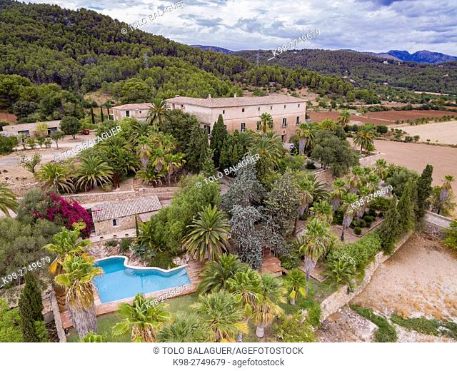 finca Sarria,, Establiments, Majorca, Balearic Islands, Spain