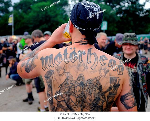 Metal pictures heavy tattoos The 39