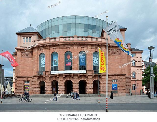 Mainz, Rhineland - Pfalz, Germany
