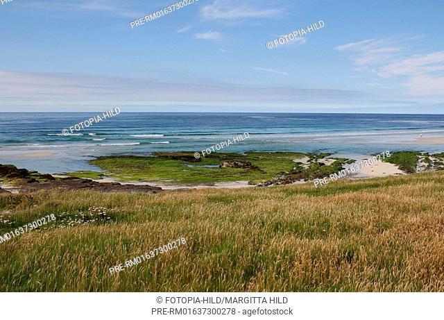 West coast, Westray, Orkney Islands, Scotland, United Kingdom / Westküste, Westray, Orkney Inseln, Schottland, Großbritannien