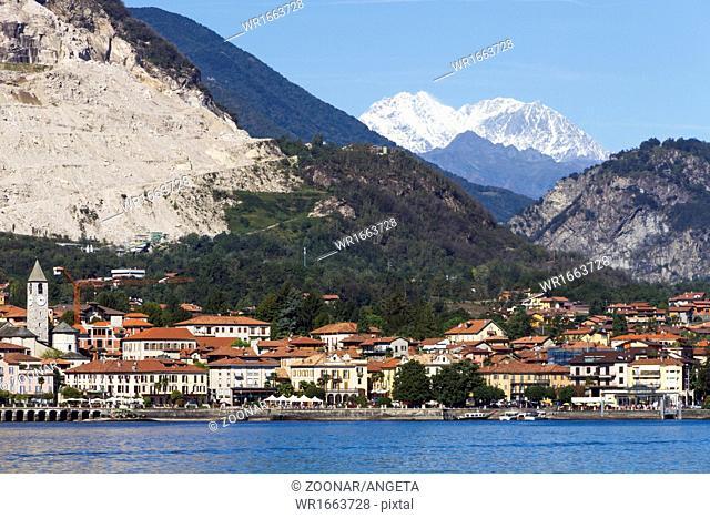 Baveno at Lake Maggiore