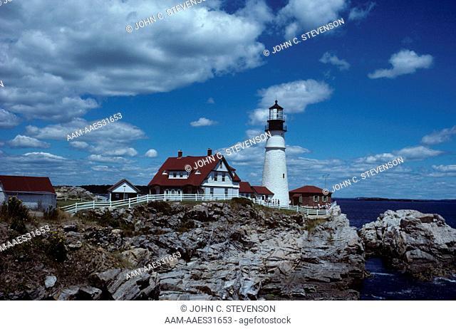 Portland Head Light Fort Williams, Maine (near Portland)