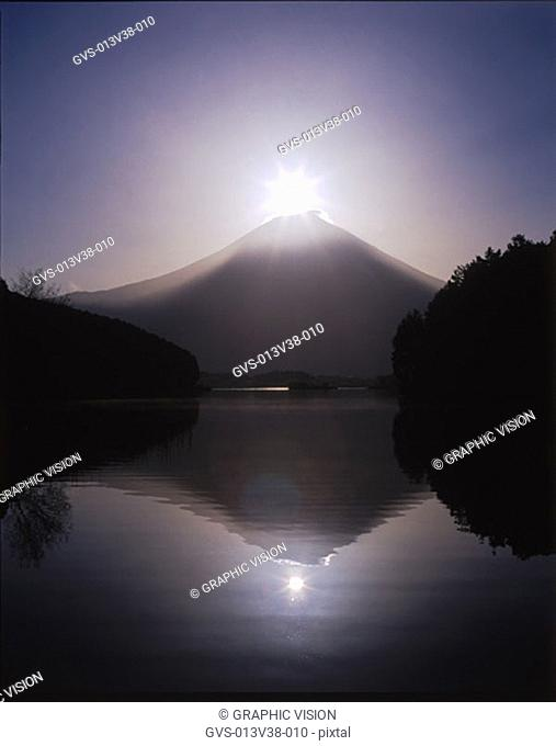 Mt. Fuji , Shizuoka-ken