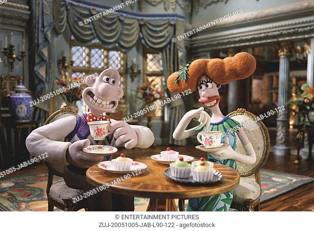 RELEASE DATE: October 7, 2005. MOVIE TITLE: Wallace and Gromit in The Curse of the Were-Rabbit. STUDIO: DreamWorks Animation