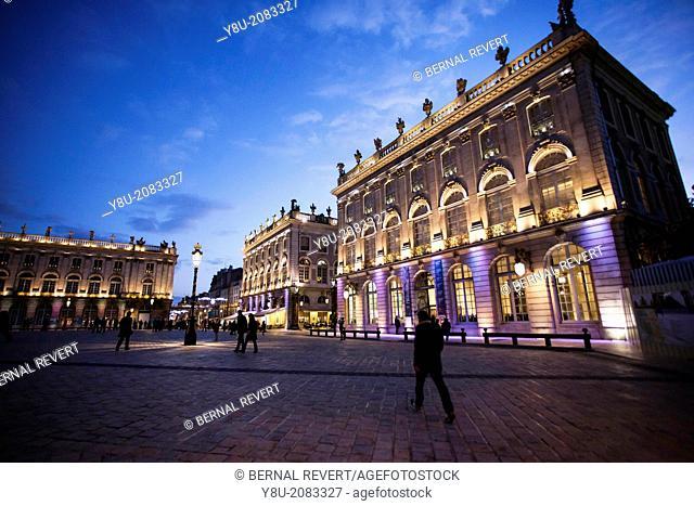Place Stanislas in Nancy