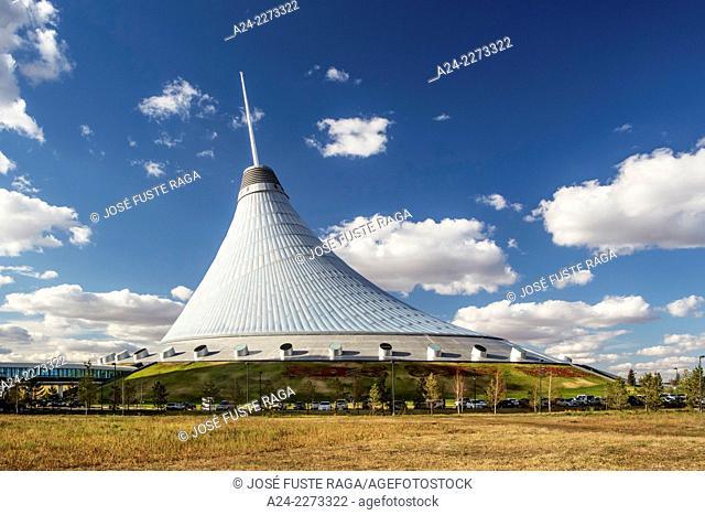 Kazakhstan, Astana City, New Administrative City, , Khan Shatir Center