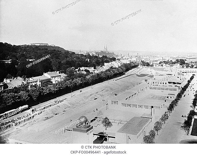 The construction of the Brno Trade Fair grounds begun in 1927 and took 14 months. The grounds were first used on May 26, 1928 for an exhibition of the...