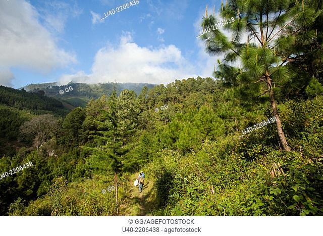 Guatemala, Alta Verapaz, San Juan Chamelco,