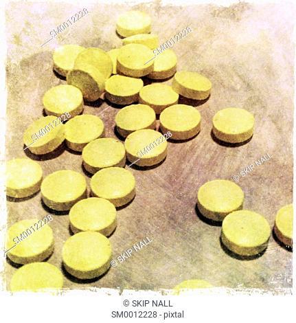 Medicine tablets