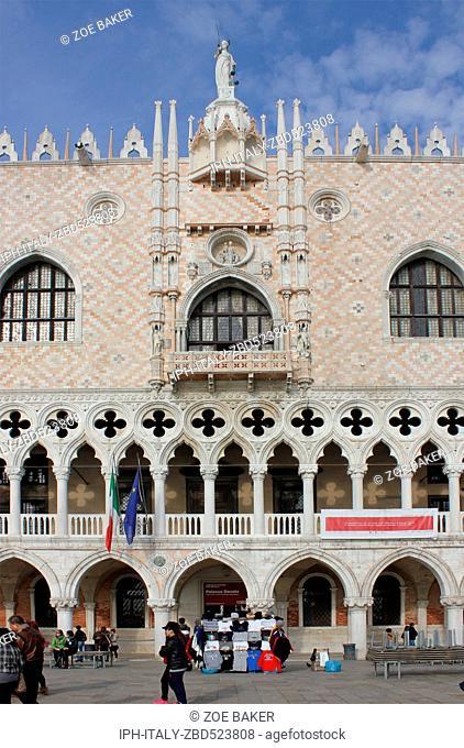 Italy Venito Venice Palazzo Ducale