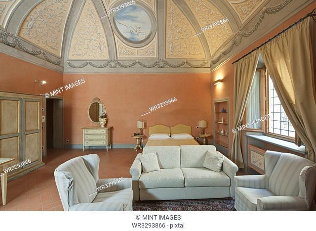 Firenze Suite Room Interior