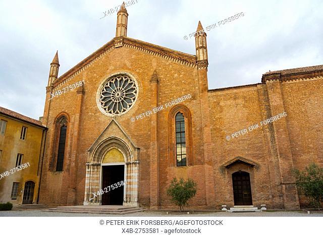 Chiesa di San Francesco, Mantua, Lombardy, Italy