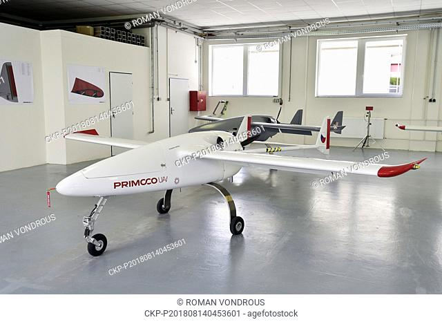 Czech Prime Minister Andrej Babis will offer Czech unmanned aerial vehicles (UAVs) for border control as help to guard borders against illegal migration to...
