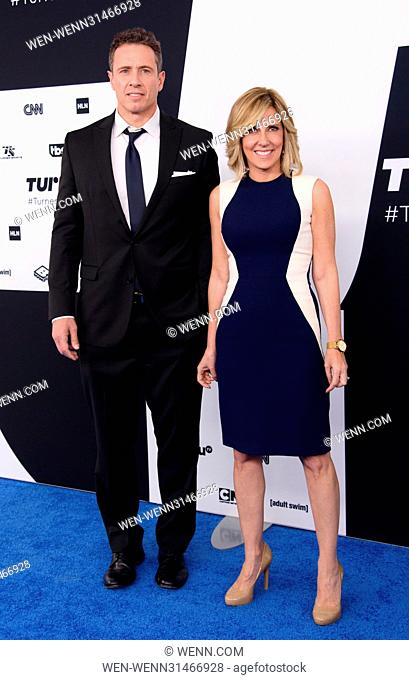 2017 Turner Upfront Featuring: Chris Cuomo, Alisyn Camerota Where: New York, New York, United States When: 17 May 2017 Credit: WENN.com