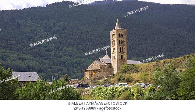 Church of Sant Just i Sant Pastor de Son