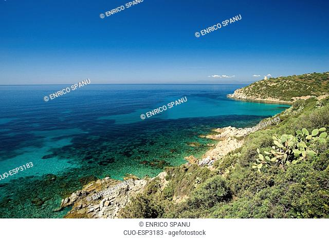 Cala Regina, Quartu Sant'Elena, Sardinia, Italy