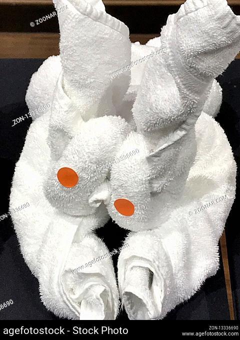 Towel Animal