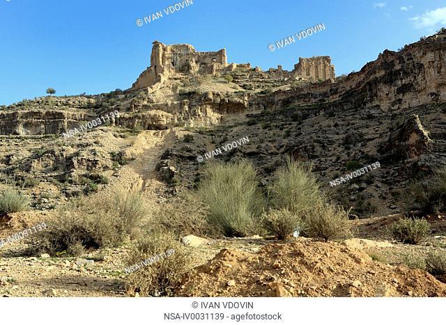 Castle Kale-ye Dokhtar 220, near Firouzabad Firuzabad, Fars province, Iran