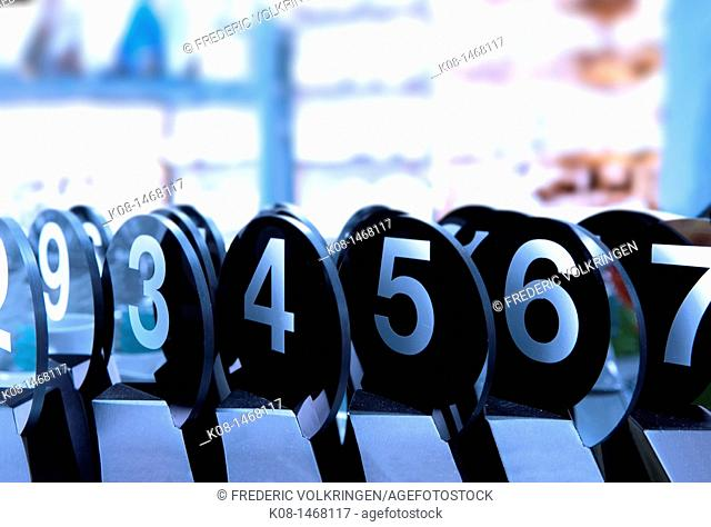 Catering, numbers
