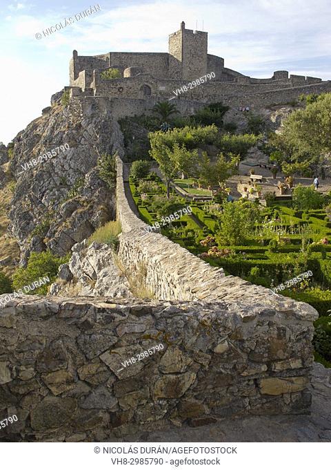 Marvao Castle. Castelo da Vide. Alentejo. Portugal
