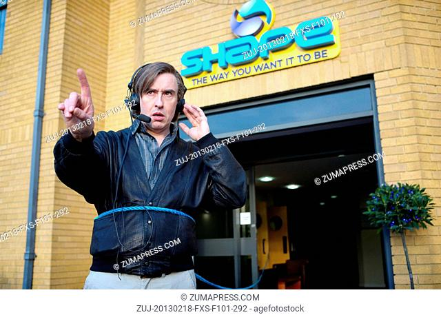 Feb. 18, 2013 - Hollywood, USA - ALAN PARTRIDGE: ALPHA PAPA (2013).STEVE COOGAN.DECLAN LOWNEY (DIR)..(Credit Image: © face to face/Entertainment...