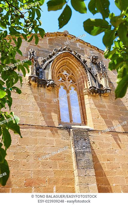 Penarroya de Tastavins in Teruel Spain village of Matarrana