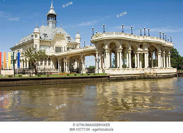 Museum, Tigre, Rio Lujan, Buenos Aires Province, Argentina